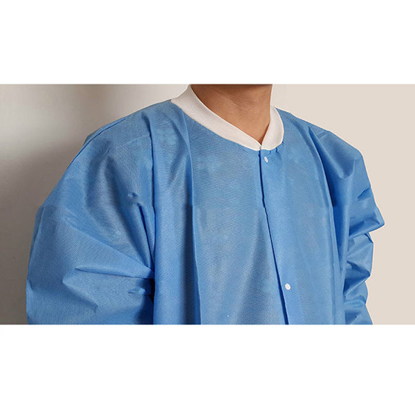 SMS DISPOSABLE LAB COATS